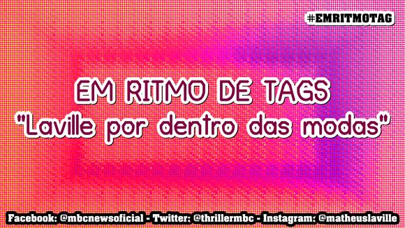 EM RITMO DE TAGS 00 MODERNIZANDO