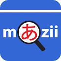 Japanese Dictionary & Translation Mazii icon