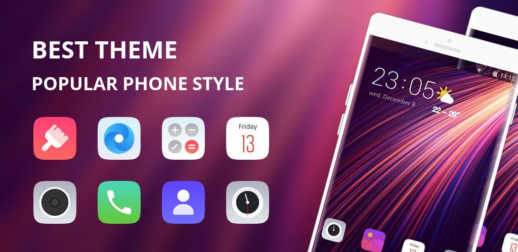 Download Theme for Xiaomi Pocophone F1 launcher APK latest version