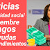 NOTICIAS PROSPERIDAD SOCIAL ENERO -PAGOS, PROGRAMA AYUDAS SOCIALES