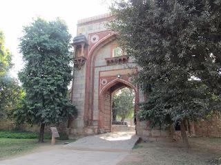 800Humayuns Tomb