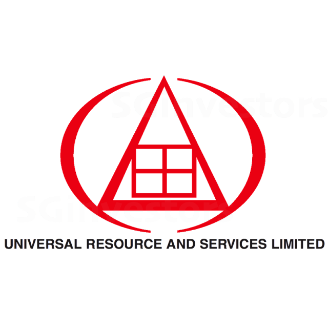 UNIVERSAL RESOURCE & SVCS LTD (BGO.SI) @ SG investors.io