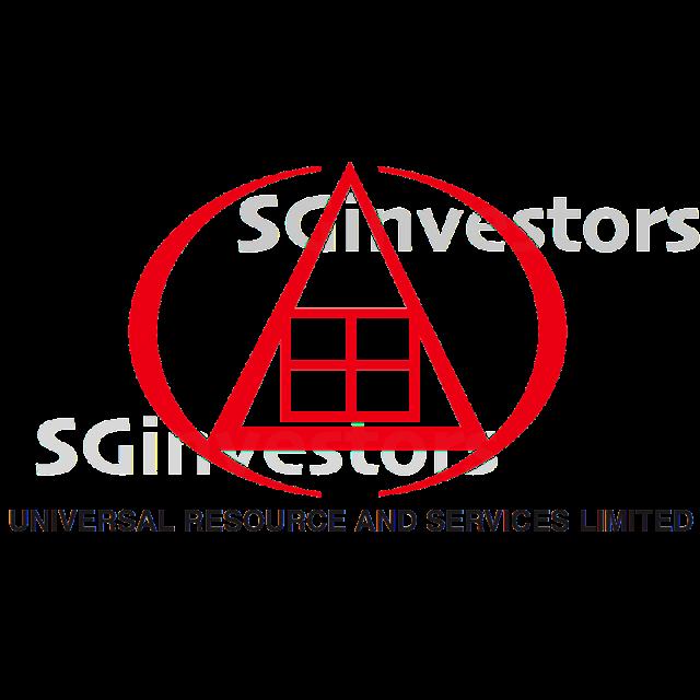 UNIVERSAL RESOURCE & SVCS LTD (BGO.SI) @ SG investors.io