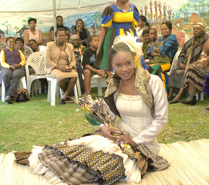 New Tswana Traditional Dresses For Bridesmaids Fashionte