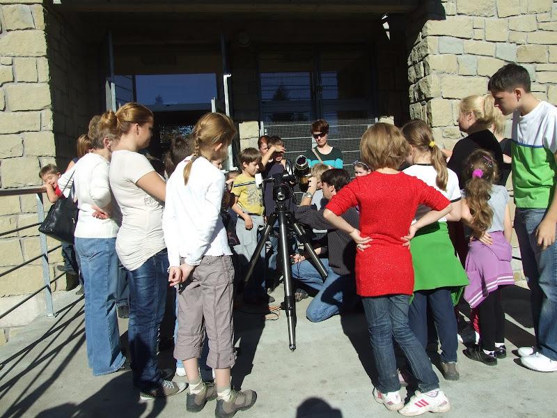 Wycieczka do obserwatorium astronomicznego na Lubomirze