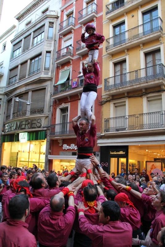 19è Aniversari Castellers de Lleida. Paeria . 5-04-14 - IMG_9592.JPG