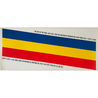 Elsworth Kelly Exhibition Lithograph
