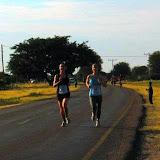 Nearing the finish line