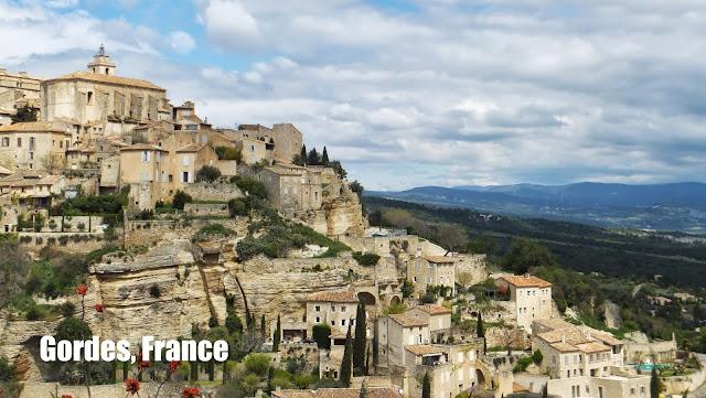 Gordes, Luberon, Francia, Elisa N, Blog de Viajes, Lifestyle, Travel