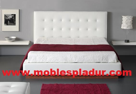 Pladur barcelona estantes de pladur para cabezal de cama - Cabezal de cama tapizado ...