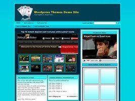 Online Casino Template 518