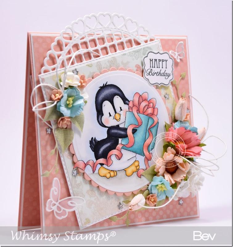 bev-rochester-whimsy-penguin-present3