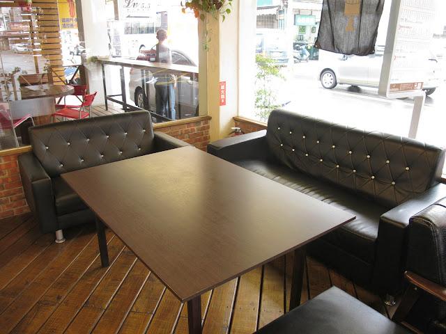極力推薦沙發區,很舒服~-LV5.5 新人類樂園海賊王主題餐廳