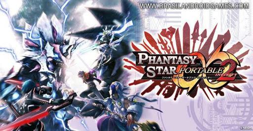 Phantasy Star Portable 2 Infinity Imagem do Jogo