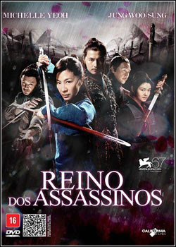 Filme Poster Reino dos Assassinos DVDRip XviD Dual Audio & RMVB Dublado
