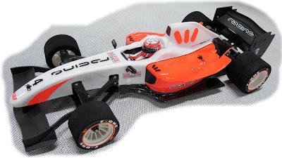 WRC Racing F1