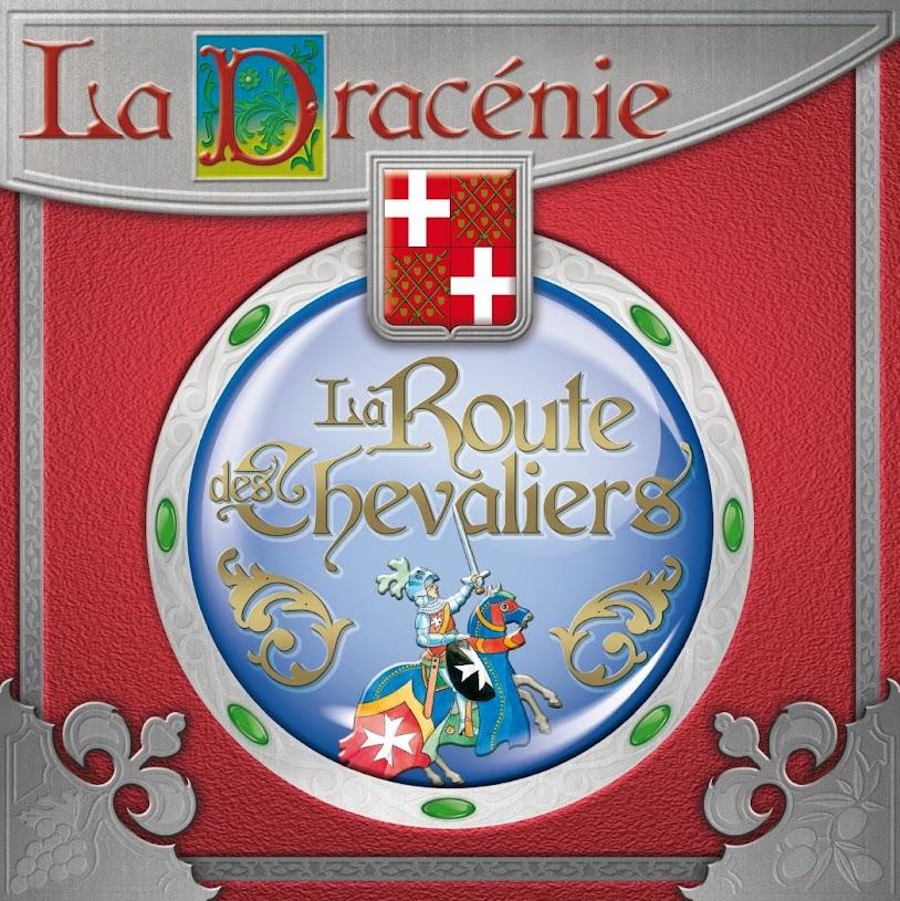 LA ROUTE DES CHEVALIERS 01-dracenie-var-provence