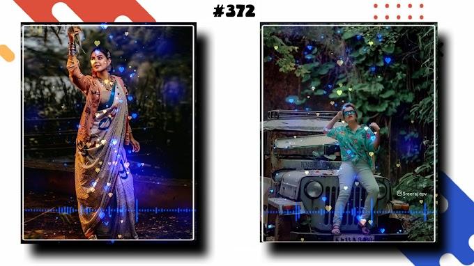 Instagram Trending Portrait avee player template|portrait size avee player template|#372