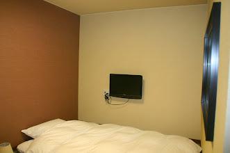 Photo: 寝室にもテレビがあります 在卧室也有电视 TV in bedroom