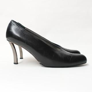 Robert Clergerie Steel Heels