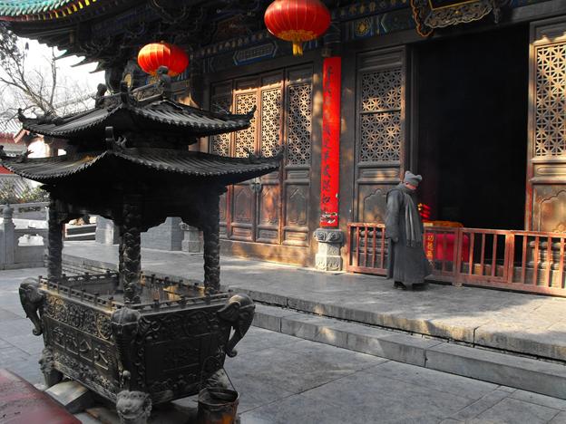 Blog Apaixonados por Viagens - Luoyang - China