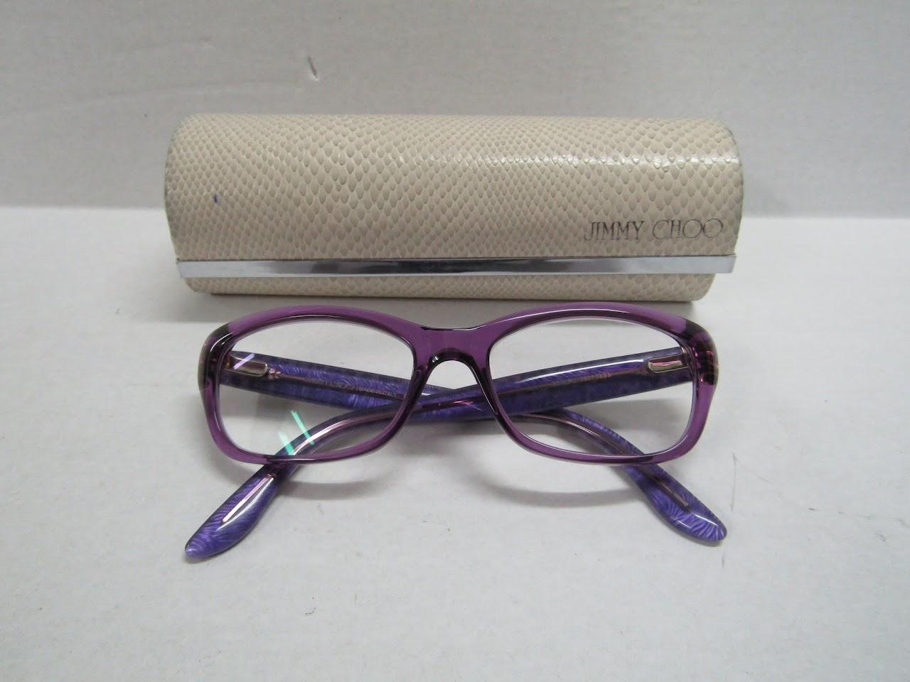 Jimmy Choo Rx Glasses