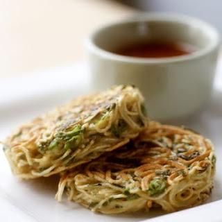 Spaghetti Cakes Recipe