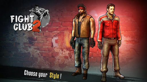 Fight Club Revolution Group 2 - Fighting Combat APK