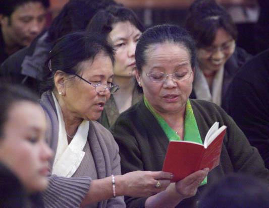 22nd Nobel Peace Prize Anniversary - Prayer/Potluck @ Sakya Monastery - 72%2B0131HHDL%2BNobel%2BAnniversary.jpg