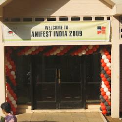 Anifest India 2009 - Day 1