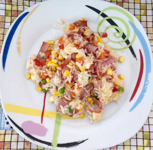arroz de forno perfeito