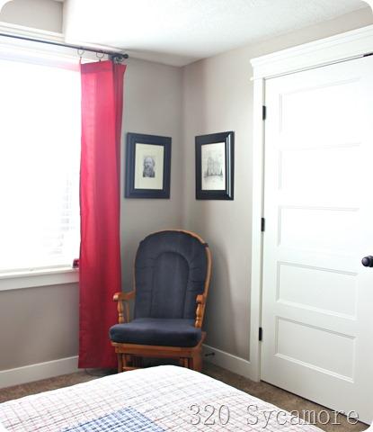 boys room corner