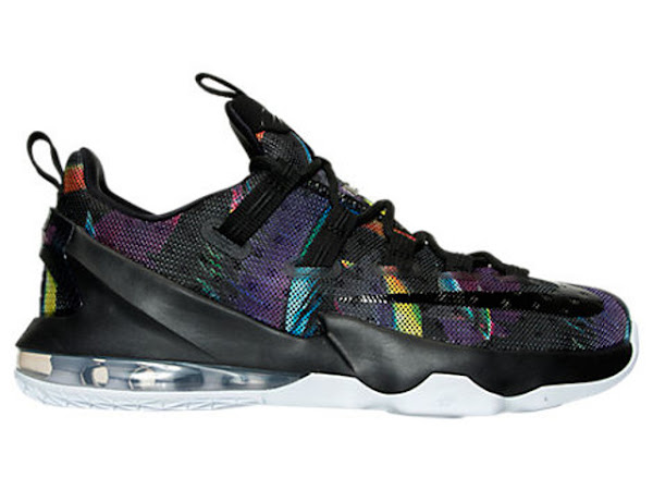 Available Now Nike LeBron 13 Low Birds of Paradise