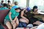 na konci výpravy byli všichni příjemně unaveni