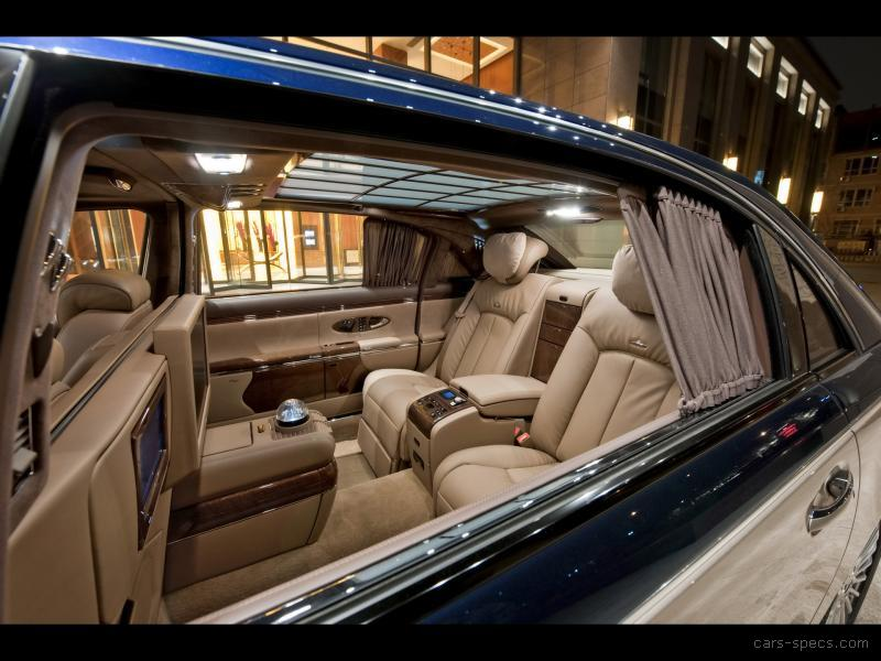 2011 Maybach 62 Sedan Specifications Pictures Prices