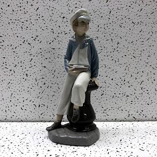 Lladró Sailor Boy Figurine