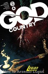 Actualización 17/05/2017: God Country #04, con Heisenbergen las traducciones y Sueño en las maquetas para Legion de Comiqueros