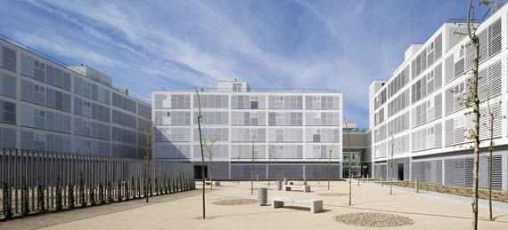 Vallecas 69, premio de la Bienal Española de Arquitectura