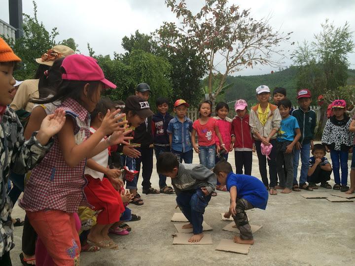 Trại mừng Phục sinh tại giáo xứ Đa Lộc