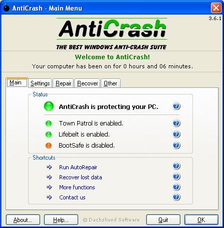 Phần mềm chống treo máy tính tốt nhất