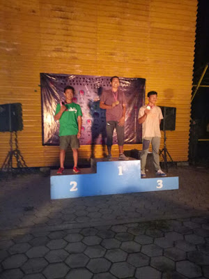 Alhamdulillah,Atlet Panjat Tebing Raih 3 Medali