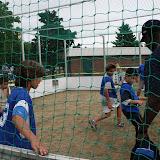 Fête Du Citoyen - soccer cage