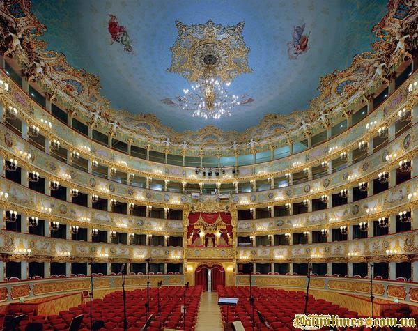 Театр Ла Феніче, Венеція, Італія, 2008
