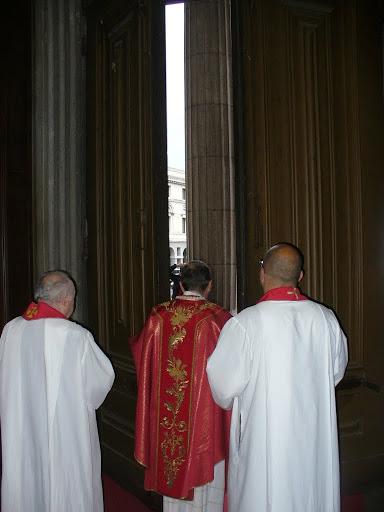 Chiusura della Porta Santa Duomo di San Donà di Piave