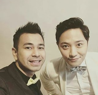 jin go di acara indonesian television awards ita 2016