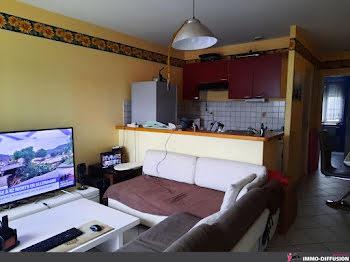 appartement à Haute-Rivoire (69)