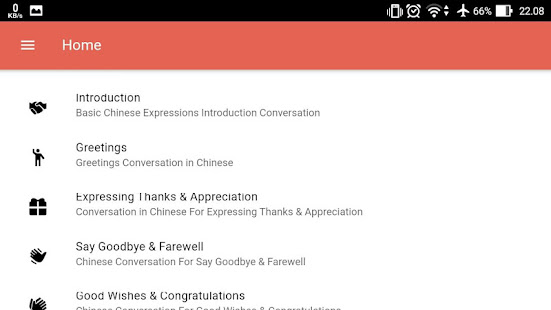 Easy chinese learn chinese conversation apps on google play screenshot image m4hsunfo
