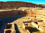 Chetro Ketl at Chaco Canyon, New Mexico