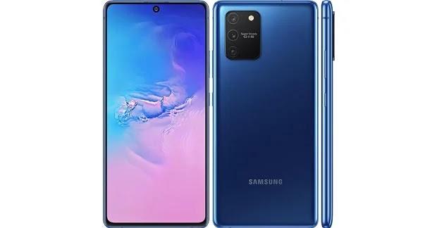 Samsung Galaxy S10 Lite Spesifikasi