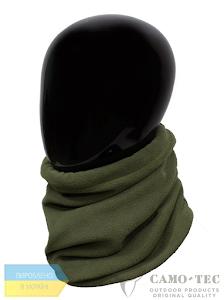 Шарф-труба з утяжкою Fleece 340 Olive